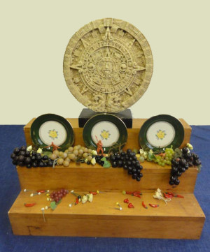 Calendar Stone Altar