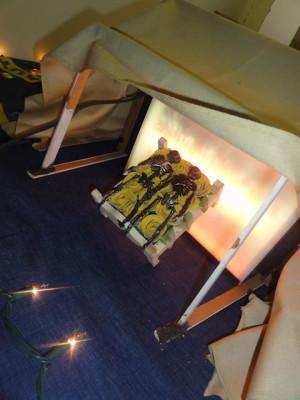 Santa Ana's Tent